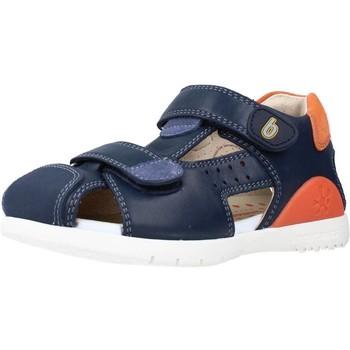 Schuhe Jungen Sandalen / Sandaletten Biomecanics 212184 Blau
