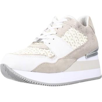 Schuhe Damen Sneaker Low Apepazza S1HIGHNEW06BASK Weiß