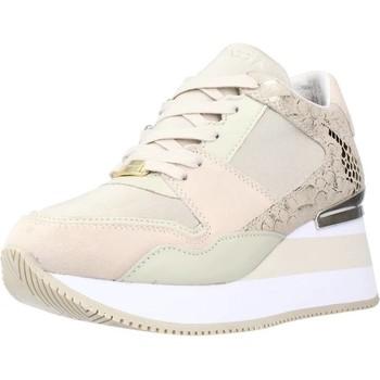 Schuhe Damen Sneaker Low Apepazza S1HIGHNEW06SNK Beige