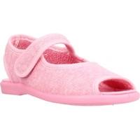 Schuhe Mädchen Sandalen / Sandaletten Vulladi 3106 692 Rosa