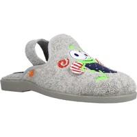 Schuhe Jungen Hausschuhe Vulladi 4102 052 Grau