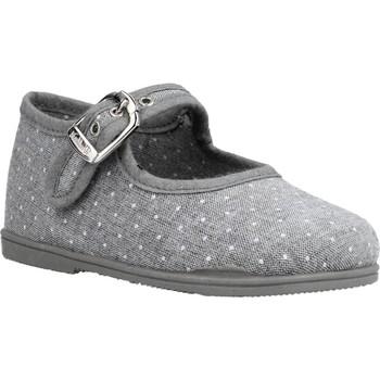 Schuhe Mädchen Ballerinas Vulladi 729 590 Grau
