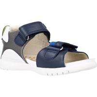 Schuhe Jungen Sandalen / Sandaletten Biomecanics 202193 Blau