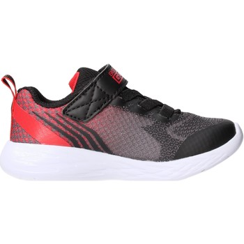 Schuhe Jungen Laufschuhe Skechers - Go run 600 nero/rosso 97858N BKRD ROSSO