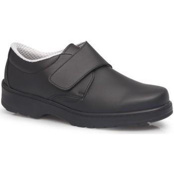 Schuhe Derby-Schuhe Calzamedi SANITARY LABOR 21011 SCHWARZ