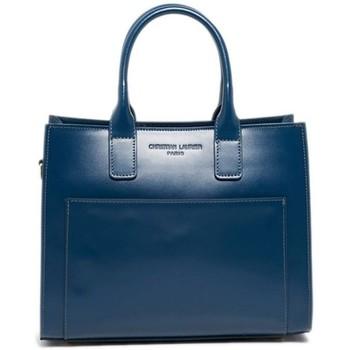 Taschen Damen Handtasche Christian Laurier MIA BLEU CANARD
