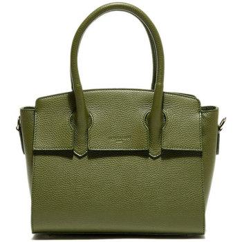 Taschen Damen Handtasche Christian Laurier ARIA VERT BOUTEILLE