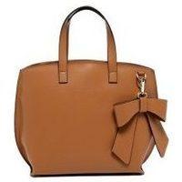 Taschen Damen Handtasche Maison Heritage MINI LILA CAMEL