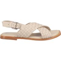Schuhe Damen Sandalen / Sandaletten Shabbies Amsterdam Sandalen Weiß
