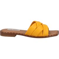 Schuhe Damen Pantoletten / Clogs Steve Madden Pantoletten Gelb