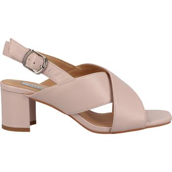 Schuhe Damen Sandalen / Sandaletten Steven New York Sandalen Hellrosa