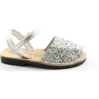 Schuhe Kinder Sandalen / Sandaletten Cienta CIE-CCC-1041014-26 Argento