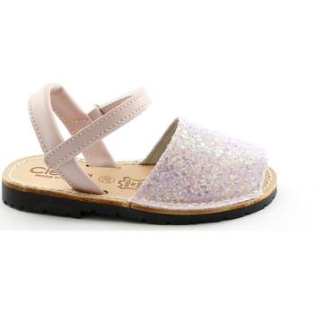 Schuhe Kinder Sandalen / Sandaletten Cienta CIE-CCC-1041014-42 Rosa