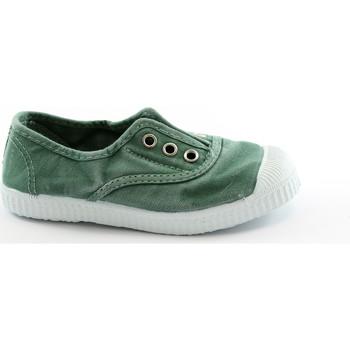 Schuhe Kinder Sneaker Low Cienta CIE-CCC-70777-189-2 Verde