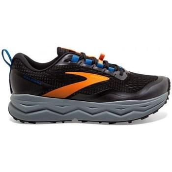 Schuhe Herren Sneaker Low Brooks Caldera 5 Schwarz