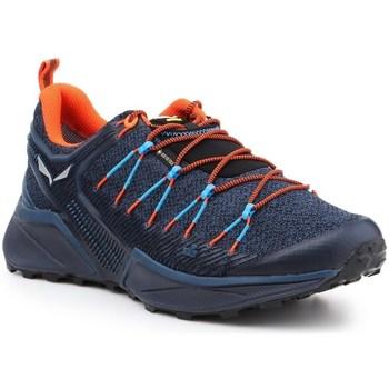 Schuhe Herren Sneaker Low Salewa MS Dropline Gtx Dunkelblau