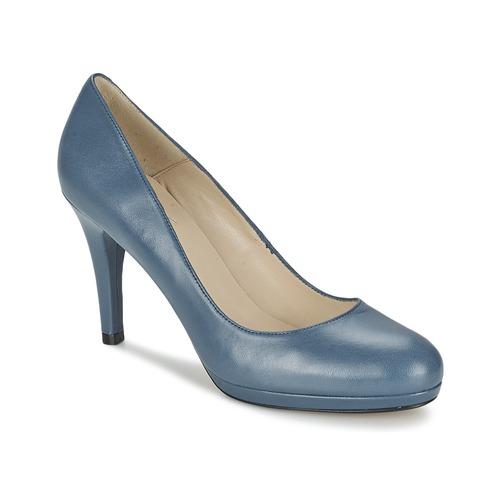 Schuhe Damen Pumps Betty London NEGRIT Blau