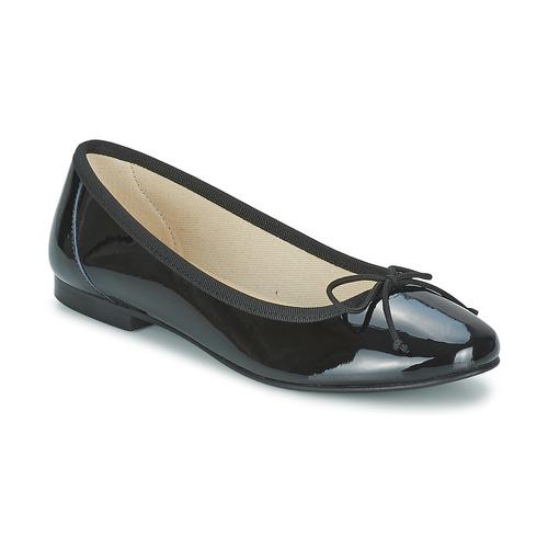 Betty London VROLA Schwarz  Schuhe Schuhe Schuhe Ballerinas Damen 43,99 d4c0be