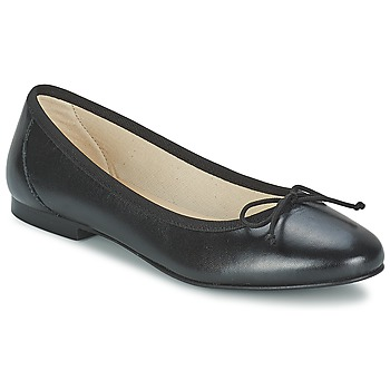 Schuhe Damen Ballerinas Betty London VROLA Schwarz