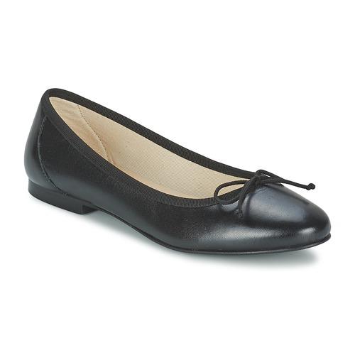 Betty London VROLA Schwarz  Schuhe Ballerinas Damen 43,99