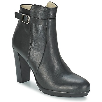 Schuhe Damen Low Boots Betty London ARIZONA Schwarz