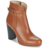 Schuhe Damen Low Boots Betty London GRAZI Camel