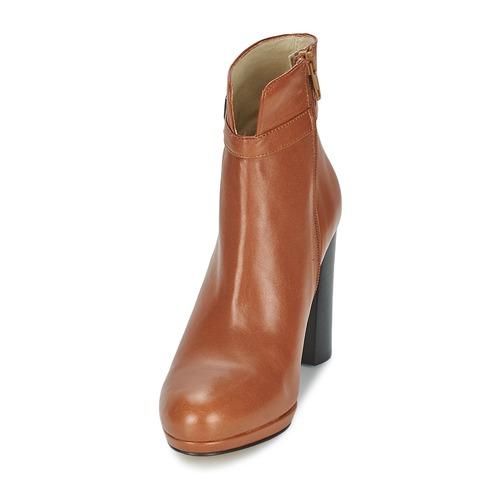 Betty London GRAZI Camel  Schuhe Low Boots Damen 103,20