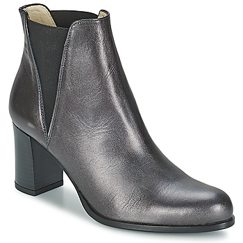 Schuhe Damen Low Boots Betty London GALAXA Grau