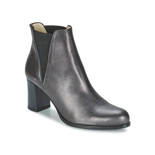 Betty London GALAXA Grau  Schuhe Low Boots Damen 92