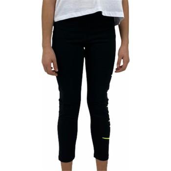 Kleidung Mädchen Leggings Pyrex 027918 Schwarz