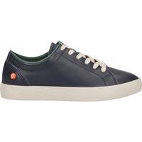 Schuhe Damen Sneaker Low Softinos Sneaker Navy