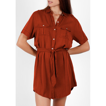 Kleidung Damen Pareo Admas Sommer-Tunika Shirt Dubarry Sand
