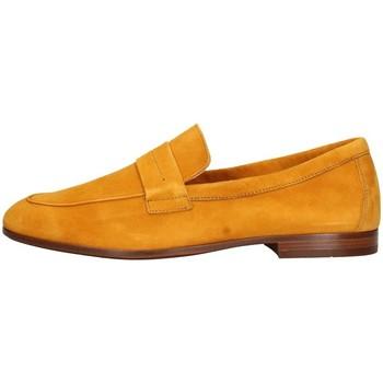 Schuhe Herren Slipper Frau 3455 Bummler Mann Ocker Ocker