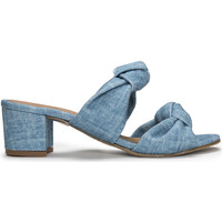 Schuhe Damen Pantoffel Nae Vegan Shoes Jackie_Blue Blau