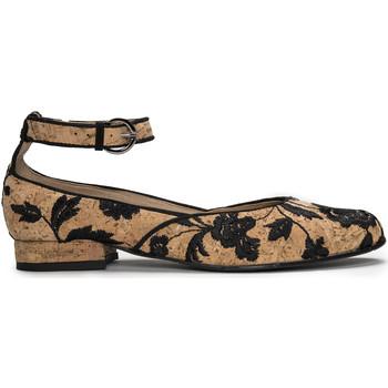 Schuhe Damen Ballerinas Nae Vegan Shoes Leen_Brown Braun