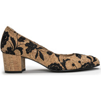 Schuhe Damen Pumps Nae Vegan Shoes Lina_Brown Braun