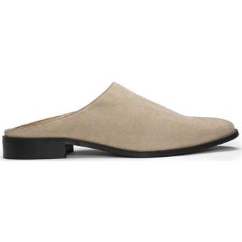 Schuhe Damen Pantoletten / Clogs Nae Vegan Shoes Zoe_Beige Beige