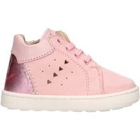 Schuhe Mädchen Sneaker High Balducci - Polacchino rosa CITA4607 ROSA