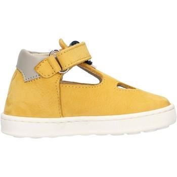 Schuhe Mädchen Sandalen / Sandaletten Balducci - Occhio di bue giallo CITA4602 GIALLO