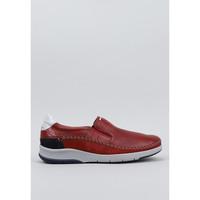 Schuhe Herren Slipper Fluchos  Rot