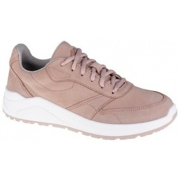 Schuhe Damen Sneaker Low 4F Wmns Casual Rosa