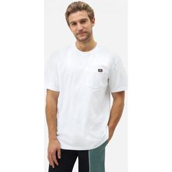 Kleidung Herren T-Shirts Dickies Porterdale tshirt mens Weiss