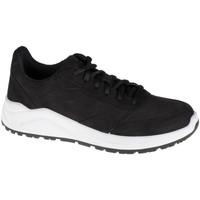 Schuhe Damen Sneaker Low 4F Wmn's Casual Schwarz