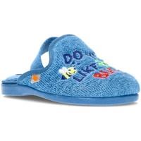 Schuhe Jungen Babyschuhe Vulladi GEHEN MIT DEM HAUSKINDTUCH 4102 BLAU