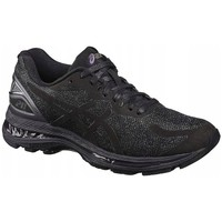 Schuhe Damen Sneaker Low Asics Gelnimbus 20 Schwarz, Graphit