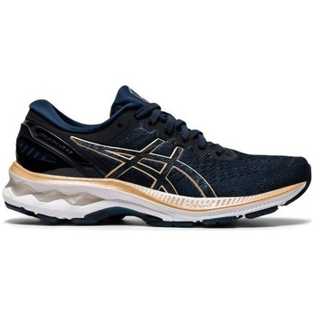 Schuhe Damen Laufschuhe Asics Gel Kayano 27 Schwarz
