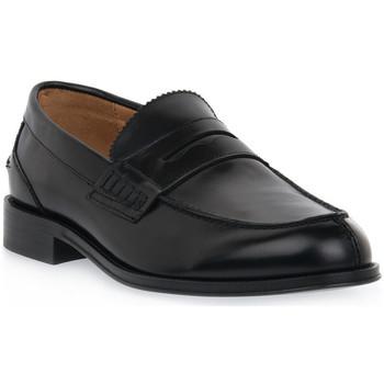 Schuhe Herren Slipper Soldini MONACO NERO Nero