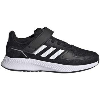 Schuhe Kinder Laufschuhe adidas Originals Runfalcon 20 Schwarz