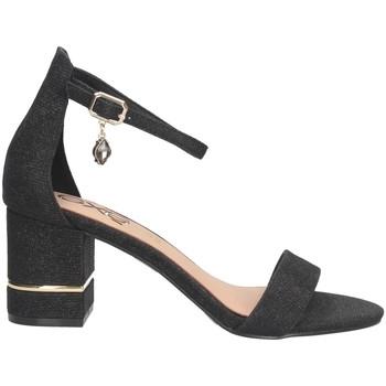 Schuhe Damen Sandalen / Sandaletten Exé Shoes Exe' PENNY-299 Sandalen Frau SCHWARZ SCHWARZ