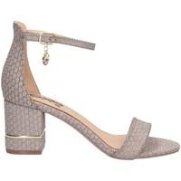 Schuhe Damen Sandalen / Sandaletten Exé Shoes Exe' PENNY-299 Sandalen Frau GOLD GOLD